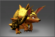 Almond the Frondillo Golden Upgrade