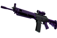 SG 553 | Ultraviolet (Factory New)