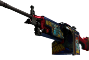 M249 | Nebula Crusader (Factory New)